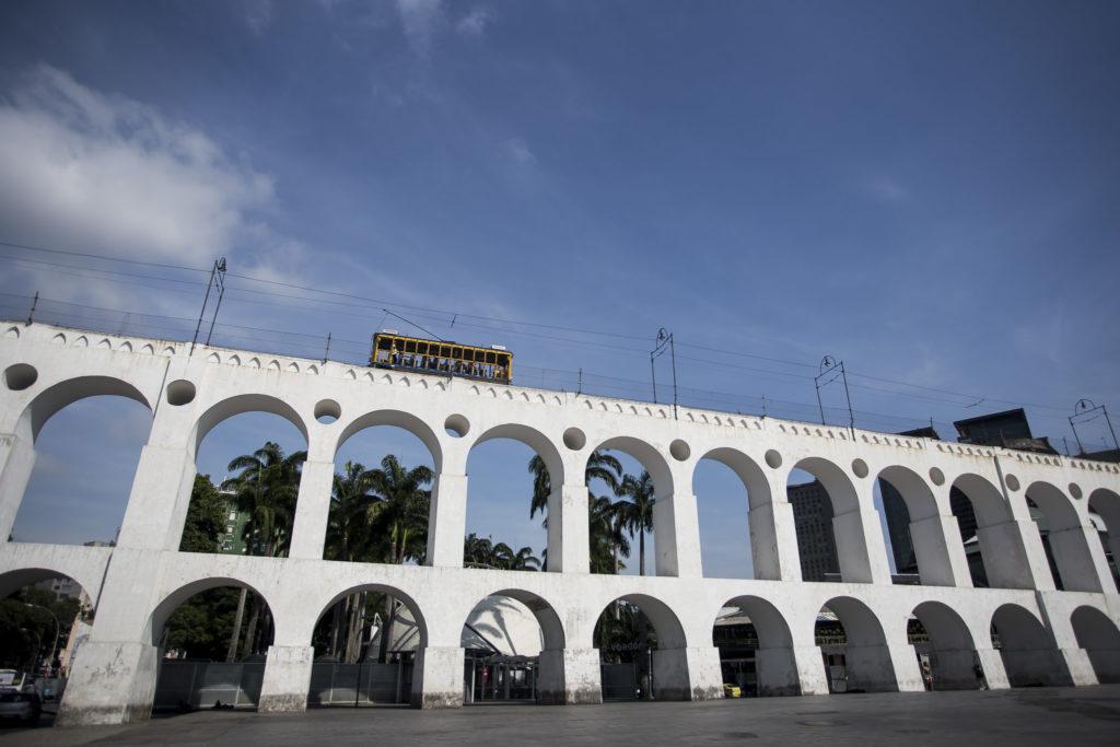 Rio de Janeiro Historic City Center - Fala Aí - Portuguese School