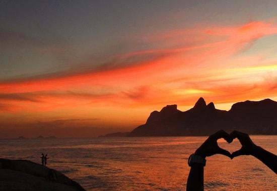 arpoador Best Beaches in Rio de Janeiro - Fala Aí - Portuguese Language School