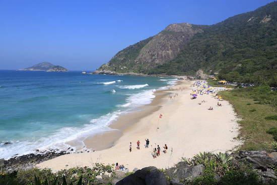 prainha Best Beaches in Rio de Janeiro - Fala Aí - Portuguese Language School