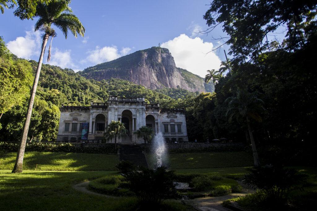 Parque Lage Spring in Rio de Janeiro