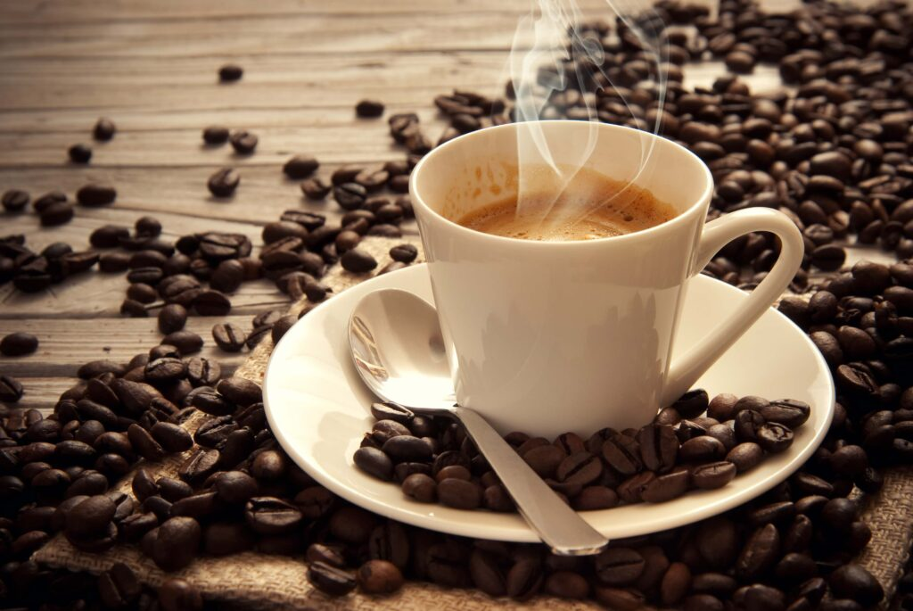 Brazil is the largest coffee producer